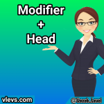 Determiner and Modifier for Noun Phrase