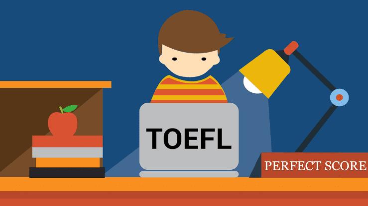 TOEFL SEBULAN