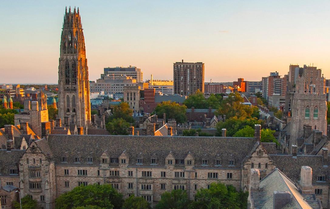 Vlev Beasiswa Yale University